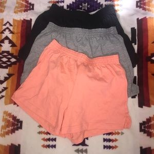 Soffe shorts lot